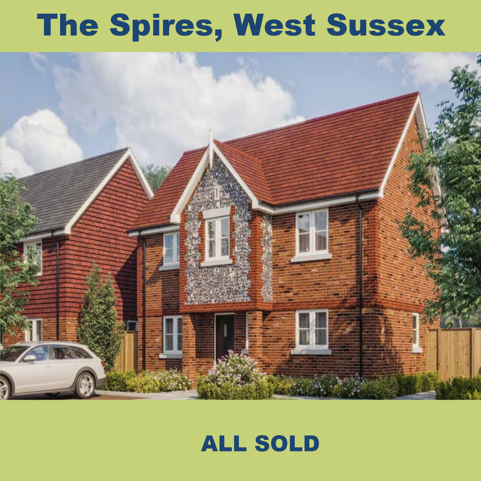 The Spires, West Sussex