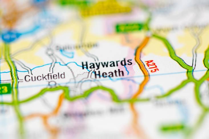 Haywards Heath. United Kingdom